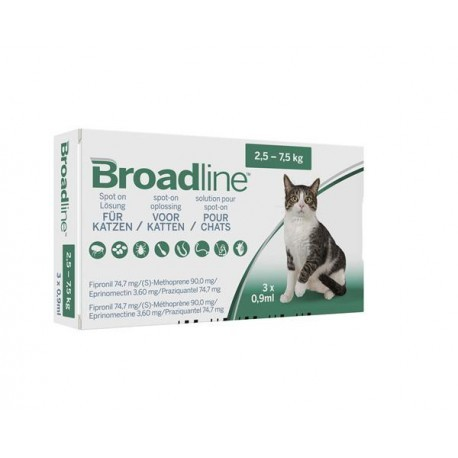 Broadline Solución Spot-on