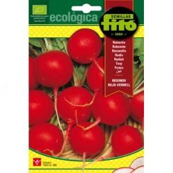 Rabanito Redondo Rojo - Vermell Ecológico